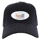 Periodic Table Baseball Hat