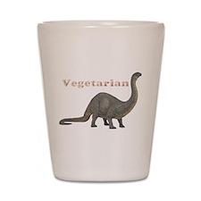 Vegetarian Shot Glass