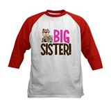 Big Sister Puppies Tee