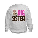 Big Sister Puppies Sweatshirt