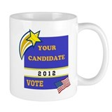 Vote Small Mugs