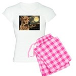 Moonlit Ridgeback Women's Light Pajamas