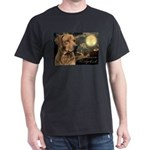 Moonlit Ridgeback Dark T-Shirt