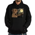 Moonlit Ridgeback Hoodie (dark)