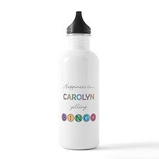 Carolyn BINGO Water Bottle