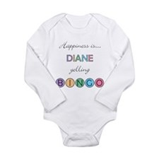 Diane BINGO Long Sleeve Infant Bodysuit
