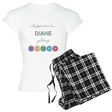 Diane BINGO Pajamas