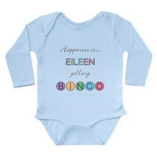 Eileen BINGO Long Sleeve Infant Bodysuit