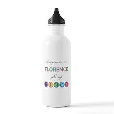 Florence BINGO Water Bottle
