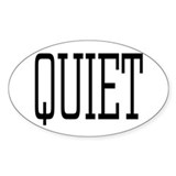 Quiet Decal