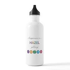 Hazel BINGO Water Bottle
