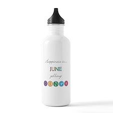 June BINGO Water Bottle