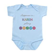 Karen BINGO Infant Bodysuit