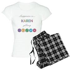 Karen BINGO Pajamas