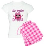 Little Monster Donna Women's Light Pajamas