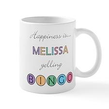 Melissa BINGO Mug