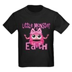 Little Monster Edith Kids Dark T-Shirt