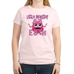 Little Monster Edith Women's Light T-Shirt