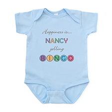 Nancy BINGO Infant Bodysuit