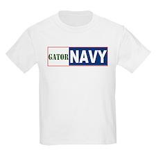 Gator Navy Kids T-Shirt