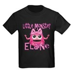 Little Monster Elaine Kids Dark T-Shirt