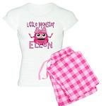 Little Monster Ellen Women's Light Pajamas