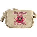 Little Monster Ellen Messenger Bag