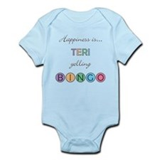 Teri BINGO Infant Bodysuit