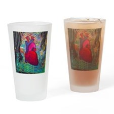 Cute Conner Drinking Glass