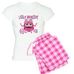 Little Monster Gloria Women's Light Pajamas