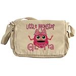 Little Monster Gloria Messenger Bag