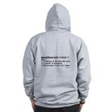 Marathon Definition Zip Hoody