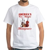 Bluegrass Music Shirt