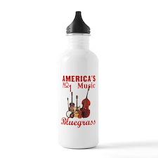 Bluegrass Music Water Bottle
