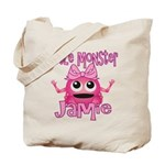 Little Monster Jamie Tote Bag