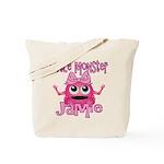 Little Monster Jamie Tote Bag