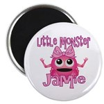 Little Monster Jamie Magnet