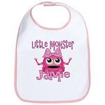 Little Monster Jamie Bib