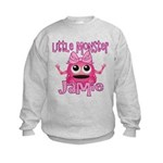 Little Monster Jamie Kids Sweatshirt