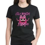 Little Monster Jamie Women's Dark T-Shirt