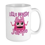 Little Monster Jamie Large Mug