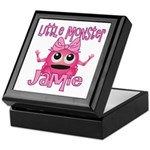 Little Monster Jamie Keepsake Box