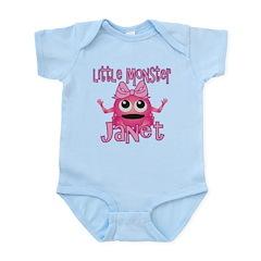 Little Monster Janet Infant Bodysuit