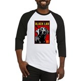 Obey the BLACK LAB! Baseball Jersey