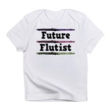 Future Flutist Music Infant T-Shirt