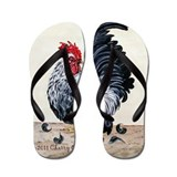 Chicken - Talk to the Tail Flip Flops