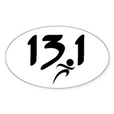 13.1 run Decal