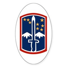 172nd Infantry Decal