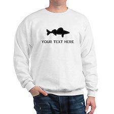 CUSTOMIZABLE WALLEYE Sweatshirt