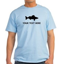 CUSTOMIZABLE WALLEYE T-Shirt